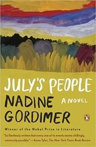 Nadine Gordimer - .
