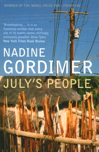 Nadine Gordimer - July's People.