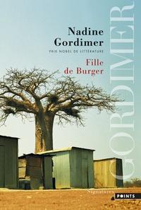 Nadine Gordimer - La fille de burger.