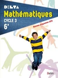 Nadine Jacob - Mathématiques 6e Delta.