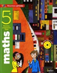 Nadine Jacob et Alain Sitbon - Maths 5e - Nouveau programme 2009. 1 Cédérom