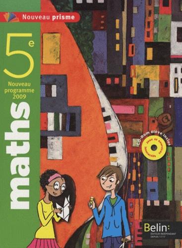 Nadine Jacob et Alain Sitbon - Maths 5e. 1 Cédérom