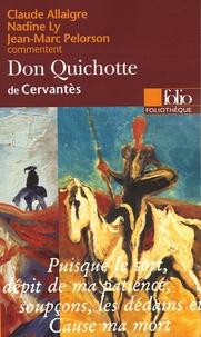 Nadine Ly et Claude Allaigre - Don Quichotte de Cervantès.