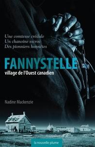 Nadine Mackenzie - Fannystelle - village de l'Ouest canadien.