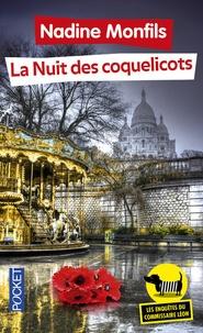 Nadine Monfils - Les enquêtes du commissaire Léon Tome 2 : La nuit des coquelicots.
