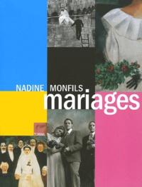 Nadine Monfils - Mariages.
