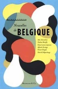 Nadine Monfils et Alfredo Noriega - Nouvelles de Belgique.