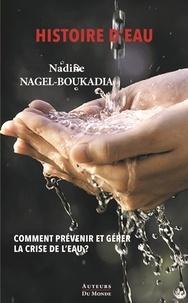 Nadine Nagel-Boukadia - Histoire d'eau.