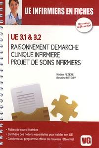Raisonnement et démarche, clinique infirmière, projet de soins infirmiers - UE 3.1 & 3.2.pdf