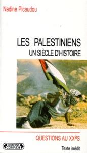 LES PALESTINIENS, UN SIECLE DHISTOIRE. Le drame inachevé.pdf