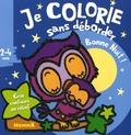 Nadine Piette - Je colorie sans deborder - Bonne nuit !.