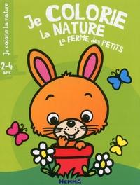 Nadine Piette - La ferme des petits - Lapin.