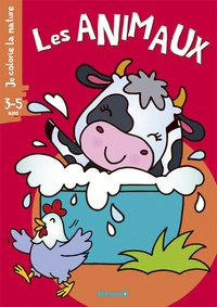 Nadine Piette - Les animaux - vache.