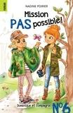 Nadine Poirier et Josée Tellier - Mission pas possible !  : Mission pas possible! n° 6.