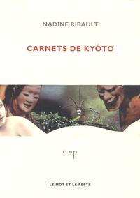 Nadine Ribault - Carnets de Kyôto - Dans la forêt de la vérité.