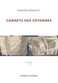 Nadine Ribault - Carnets des Cévennes - Les clochers de tourmente.