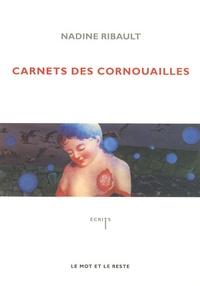 Nadine Ribault - Carnets des Cornouailles - Cette pause sur le bord d'un abîme.