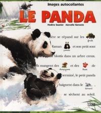 Nadine Saunier - Le panda.