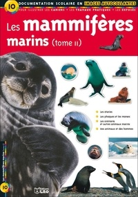 Ucareoutplacement.be Les mammifères marins - Tome 2 Image