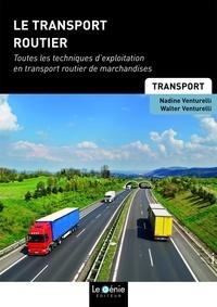 Nadine Venturelli et Walter Venturelli - Le transport routier BTS Transport.