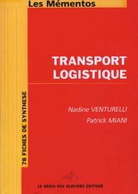 Transport Logistique - Nadine Venturelli | Showmesound.org