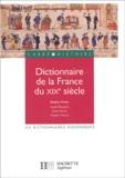 Nadine Vivier - Dictionnaire de la France du XIXème siècle.