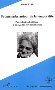 Accentsonline.fr Promenades autour de la temporalité - Psychologie scientifique : à quoi, à qui sert la recherche Image