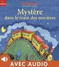 Nadira Aouadi - Mystère dans le train des sorcières.
