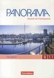 Nadja Bajerski et Carmen Dusemund-Brackhahn - Panorama B1.1 Deutsch als Fremdsprache - Ubungsbuch.