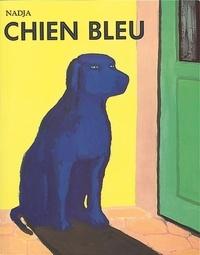 Nadja - Chien bleu.