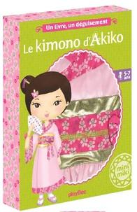 Le kimono d'Akiko- Coffret livre + déguisement 5-7 ans -  Nadja | Showmesound.org