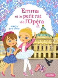 Nadja et Julie Camel - Minimiki Tome 24 : Emma et le petit rat de l'Opéra.