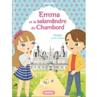 Nadja - Minimiki Tome 30 : Emma et la salamandre de Chambord.