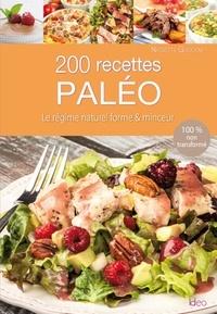 Nadjette Guidoum - 200 recettes paléo.
