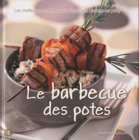 Nadjette Guidoum - Le barbecue des potes.