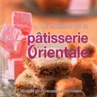 Ebook téléchargement gratuit gris Le meilleur de la pâtisserie orientale par Nadjette Guidoum (French Edition) iBook