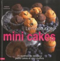 Nadjette Guidoum - Le meilleur des mini cakes.