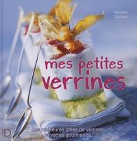 Nadjette Guidoum - Mes petites verrines.