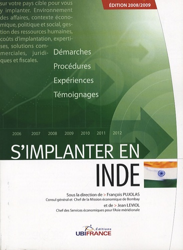 Naganathan Veluppillai - S'implanter en Inde.