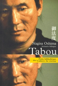Nagisa Oshima - Tabou - Edition français-japonais.