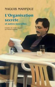 Lorganisation secrète et autres nouvelles.pdf