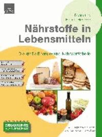 Nährstoffe in Lebensmitteln - Die große Energie- und Nährwerttabelle.