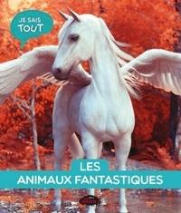 Naïla Aberkan - Les animaux fantastiques.
