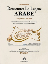 Rencontrer la langue arabe - Niveau 1 INALCO.pdf