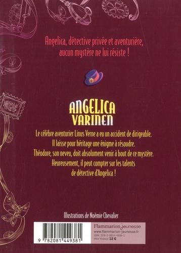 Angelica Varinen Tome 3 Le papillon mécanique