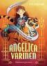 Naïma Murail-Zimmermann - Angelica Varinen Tome 4 : La malédiction du tigre.