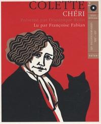 Colette - Chéri. 2 CD audio