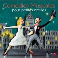 Jean-François Alexandre - Comédies musicales pour petites oreilles. 1 CD audio