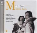 Molière et Georges Hacquard - Dom Juan - 2 CD audio.
