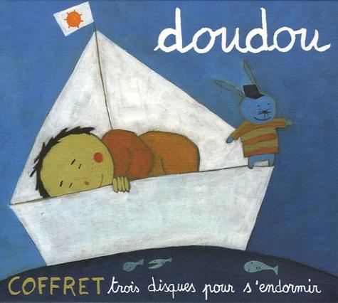 Daniel Goyone et Hervé Timsit - Doudou : Le monde des berceuses a capella ; Le monde des musiques douces ; Musiques douces actuelles - 3 CD audio.